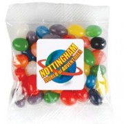 LL31450s Corporate Colour Mini Jelly Beans in 60 G