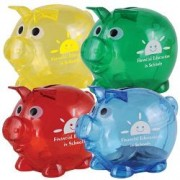 LL3598s World's Smallest Pig Coin Bank